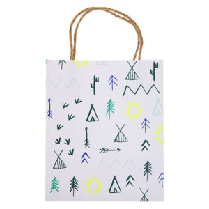 explore gift bags