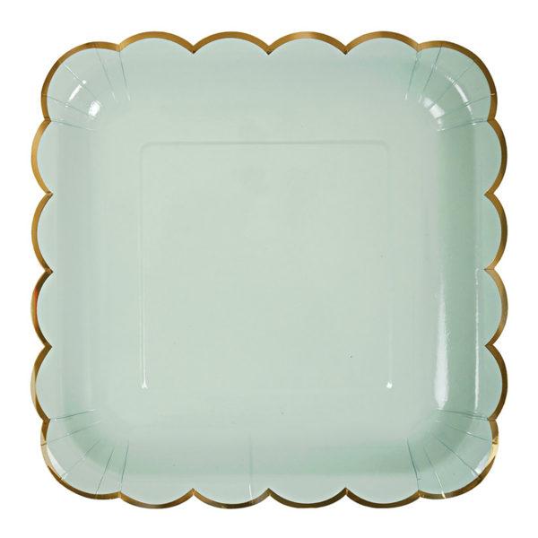 pastel large plates