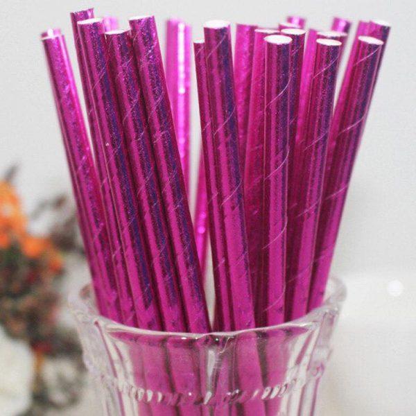 pink foils