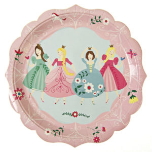 princess large plate