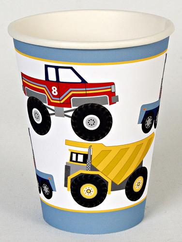 big rig party cup