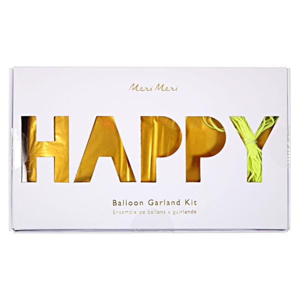 happy birthday garland 2