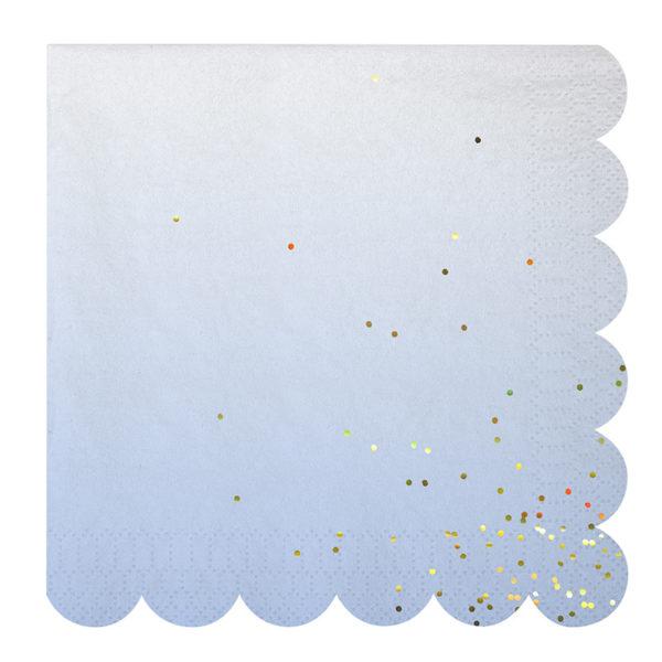 ombre napkin 2
