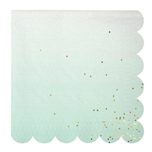 ombre napkin 3