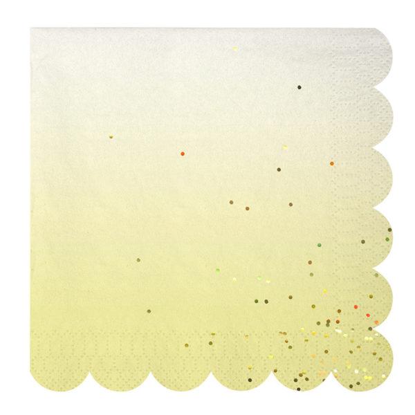 ombre napkin 5