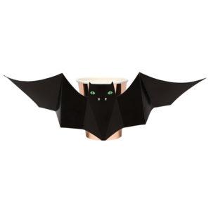 spooky bat cups