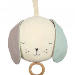 music dog toy
