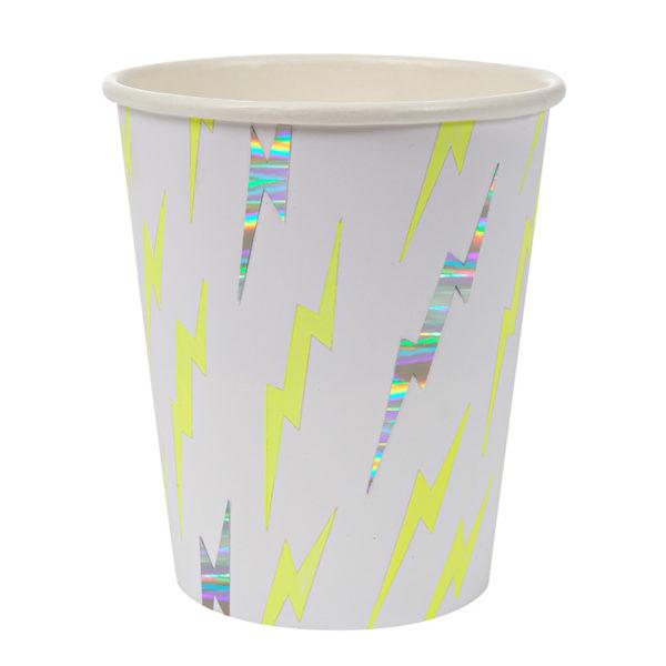 superhero zap party cup