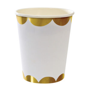 toot sweet gold cups